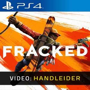 Fracked PS4 Video-opname