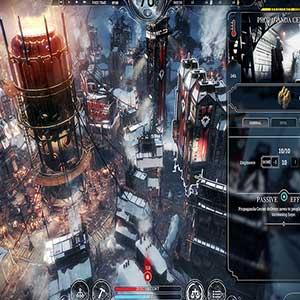 Frostpunk: warmteopwekker toren