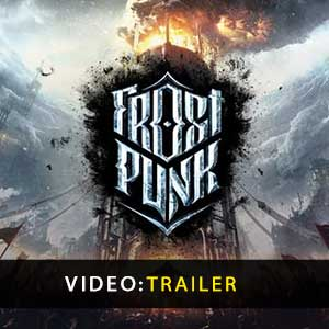 Video Frostpunk-aanhangwagen