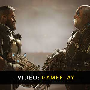Gears Tactics Gameplay Video