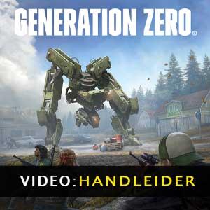Generation Zero Video-opname