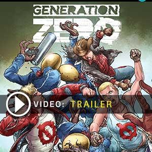 Koop Generation Zero CD Key Goedkoop Vergelijk de Prijzen