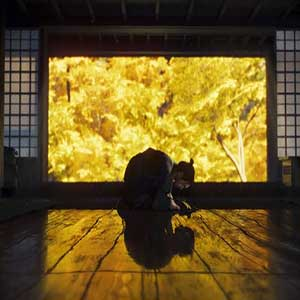 Ghost of Tsushima gameplay video