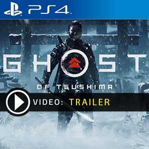 Ghost of Tsushima trailer video