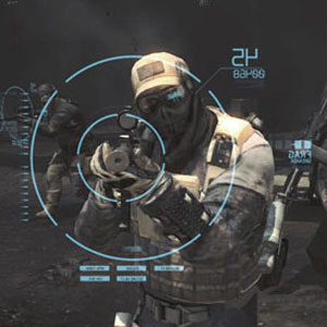 Ghost Recon Future Soldier Doelwit