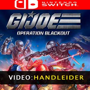 Gi Joe Operation Blackout Videotrailer