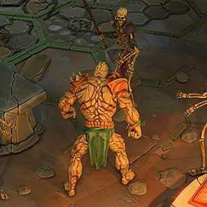 dungeon-crawling adaptation