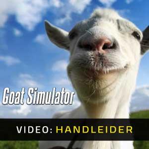 Goat Simulator Video-opname