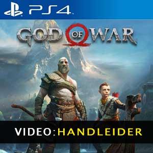 God of War PS4 Videotrailer