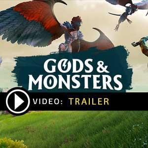 Koop Gods & Monsters CD Key Goedkoop Vergelijk de Prijzen