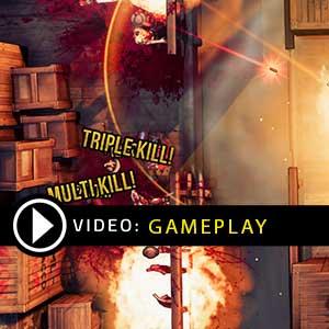 God's Trigger Gameplay Video