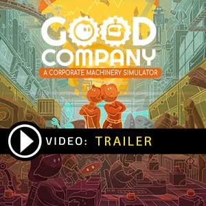 Koop Good Company CD Key Goedkoop Vergelijk de Prijzen