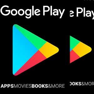 Google Play Gift Card denominaties