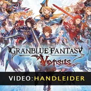 Granblue Fantasy Versus Aanhangwagenvideo