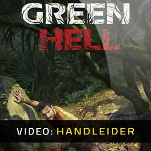 Green Hell Video Trailer