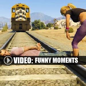 GTA 5 Grappige momenten