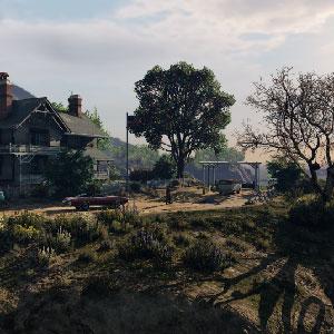 GTA 5  Game Environment Details