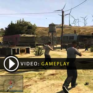 GTA 5 PS4 Online Multiplayer Gameplay