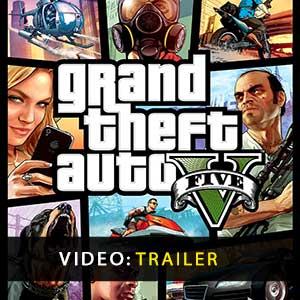 GTA 5 Videotrailer