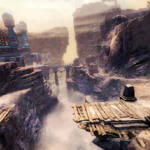 Guild Wars 2 Path of Fire - Gameplay Image