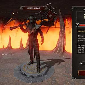 Hadean Tactics Inquisitor