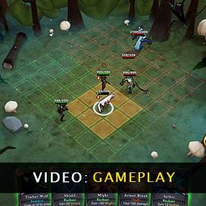 Hadean Tactics Gameplay Video