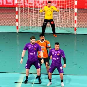 Handball 21 - Verdedigingv