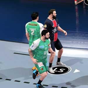 Handball 21 - Parijs