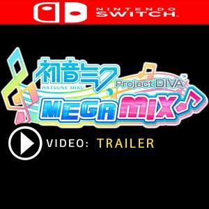 Koop Hatsune Miku Project Diva MegaMix Nintendo Switch Goedkope Prijsvergelijke
