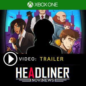 Koop Headliner NoviNews Xbox One Goedkoop Vergelijk de Prijzen