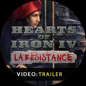 Koop Hearts of Iron 4 La Resistance CD Key Goedkoop Vergelijk de Prijzen