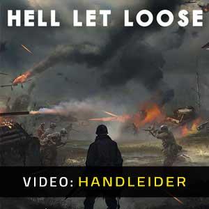 Hell Let Loose Video-opname