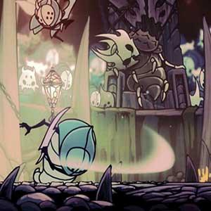 Hollow Knight Bosslag