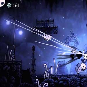 Hollow Knight Aanval