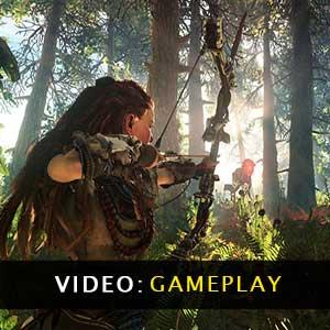 Horizon Zero Dawn Complete Edition Gameplay Video