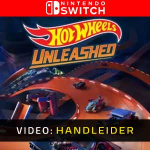 HOT WHEELS UNLEASHED Nintendo Switch Video-opname