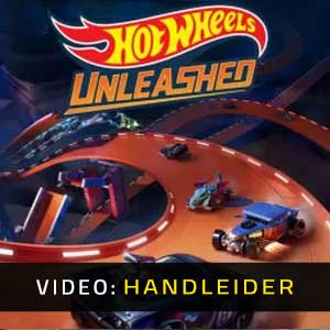 HOT WHEELS UNLEASHED Video-opname