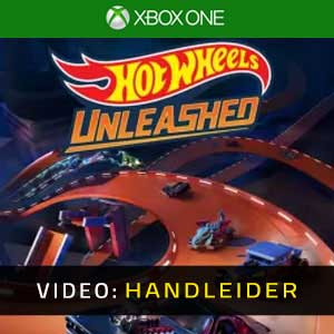 HOT WHEELS UNLEASHED Xbox One Video-opname