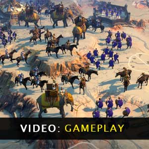 HUMANKIND gameplayvideo
