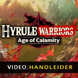 Hyrule Warriors Age of Calamity Videotrailer