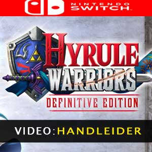 Hyrule Warriors Definitive Edition trailer video