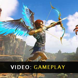 IMMORTALS FENYX RISING Gameplay Video