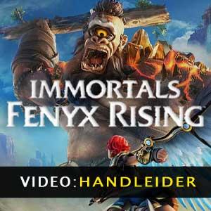 IMMORTALS FENYX RISING Aanhangwagenvideo