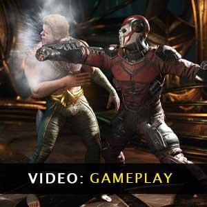 Injustice 2 gameplayvideo
