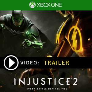 Injustice 2 videotrailer