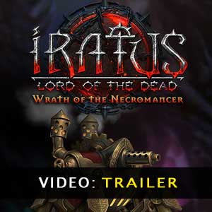 Koop Iratus Wrath of the Necromancer CD Key Goedkoop Vergelijk de Prijzen