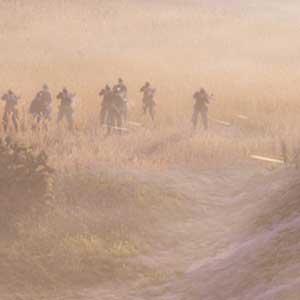 Iron Harvest - Saxony Gatling Mech