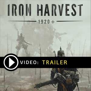 Koop Iron Harvest CD Key Goedkoop Vergelijk de Prijzen