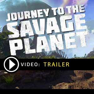 Koop Journey to the Savage Planet Goedkoop Vergelijk de Prijzen