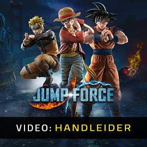 Jump Force Video-opname
